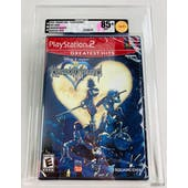 Sony PlayStation 2 (PS2) Kingdom Hearts VGA 85+ NM+ GOLD Greatest Hits