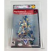 Sony PlayStation 2 (PS2) Kingdom Hearts 2 VGA 90 NM+ / MT GOLD Greatest Hits