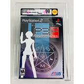 Sony PlayStation 2 (PS2) Persona 3 FES VGA 90 NM+/MT GOLD Black Label