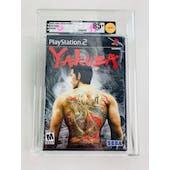 Sony PlayStation 2 (PS2) Yakuza VGA 85+ NM+ GOLD Black Label