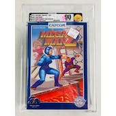 IAM8BIT Nintendo NES Mega Man 2 30th Anniversary 1 of 8,500 VGA 90 NM+/MT GOLD
