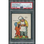 1930 R70 Shelby Gum Humpty Dumpty Up-to-Date #2 Simple Simon PSA 3 (VG)