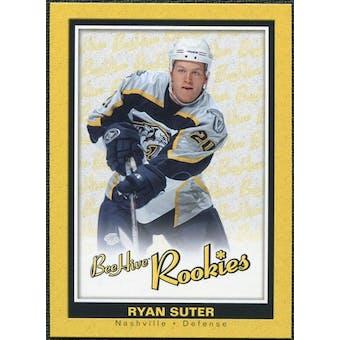 2005/06 Upper Deck Beehive Rookie #115 Ryan Suter RC