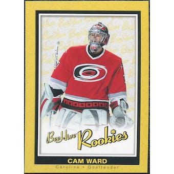 2005/06 Upper Deck Beehive Rookie #117 Cam Ward RC
