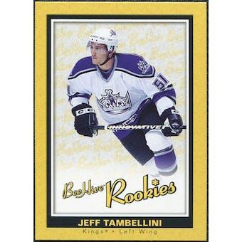 2005/06 Upper Deck Beehive Rookie #159 Jeff Tambellini RC