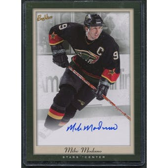 2005/06 Upper Deck Beehive PhotoGraphs #PGMM Mike Modano Autograph