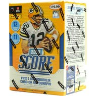 2018 Panini Score Football 11-Pack Blaster Box