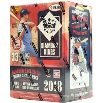 2018 Panini Diamond Kings Baseball 7-Pack Blaster Box
