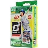 2018 Panini Donruss Baseball Hanger Box (Lot of 10)
