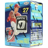 2018 Panini Donruss Optic Baseball 7-Pack Blaster Box
