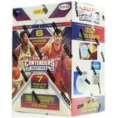 2018/19 Panini Contenders Draft Basketball 7-Pack Blaster Box