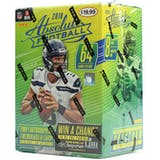 2018 Panini Absolute Football 8-Pack Blaster Box