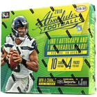Image for  2018 Panini Absolute Football 4-Pack Ultra Box