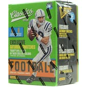 2018 Panini Classics Football 8-Pack Blaster Box