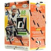 2018 Panini Donruss Football 11-Pack Blaster Box