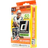 2018 Panini Donruss Football Hanger Box (Orange)