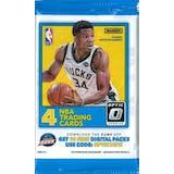 2017/18 Panini Donruss Optic Basketball Retail Pack (Lot of 24)