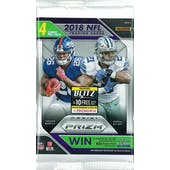 2018 Panini Prizm Football Retail Pack (Lot of 24)