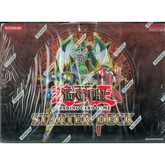 Upper Deck Yu-Gi-Oh GX Starter Deck Box (2006)