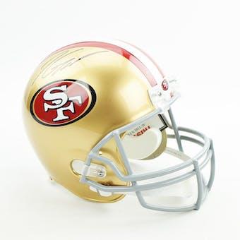 Jimmy Garoppolo Autographed San Francisco 49ers Full Size Replica Helmet (Tristar)