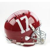 Mark Ingram Autographed University of Alabama Replica Football Helmet (GTSM Hologram)