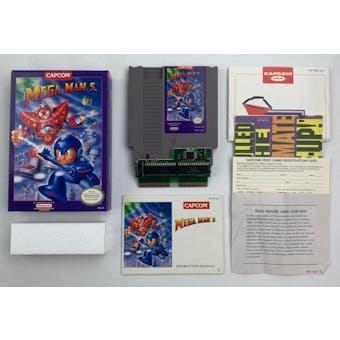 Nintendo (NES) Mega Man 5 Boxed Complete