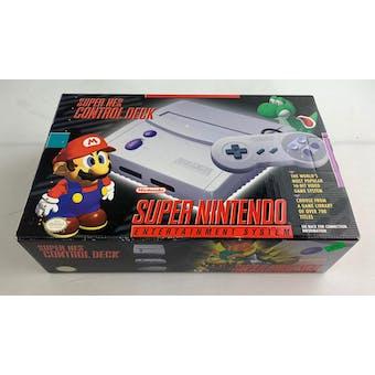 Super Nintendo (SNES) Mini Console Boxed Complete