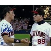 Corbin Bernsen Autographed Major League Hand 8x10 Photo