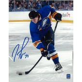 Tage Thompson Autographed Buffalo Sabres Third Jersey 8x10