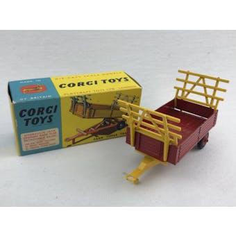 Corgi #62 Farm Tipper Trailer