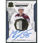 2017/18 The Cup #SPRA Mikko Rantanen Signature Patch Auto #14/99