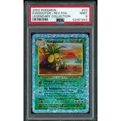 Pokemon Legendary Collection Reverse Foil Exeggutor 23/110 PSA 9