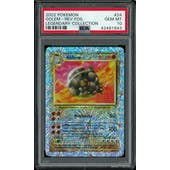 Pokemon Legendary Collection Reverse Foil Golem 24/110 PSA 10 GEM MINT