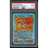 Pokemon Legendary Collection Reverse Foil Kabutops 27/110 PSA 9