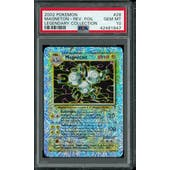 Pokemon Legendary Collection Reverse Foil Magneton 28/110 PSA 10 GEM MINT