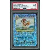 Pokemon Legendary Collection Reverse Foil Pidgeotto 34/110 PSA 9