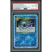 Pokemon Legendary Collection Reverse Foil Golduck 43/110 PSA 8