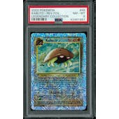 Pokemon Legendary Collection Reverse Foil Kabuto 48/110 PSA 8