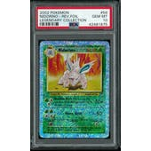 Pokemon Legendary Collection Reverse Foil Nidorino 56/110 PSA 10 GEM MINT