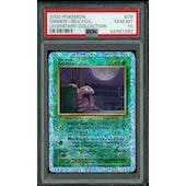 Pokemon Legendary Collection Reverse Foil Grimer 78/110 PSA 10 GEM MINT