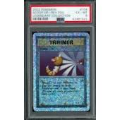 Pokemon Legendary Collection Reverse Foil Scoop Up 104/110 PSA 6