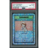 Pokemon Legendary Collection Reverse Foil Bill 108/110 PSA 8