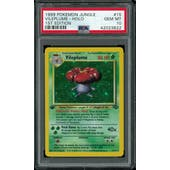 Pokemon Jungle 1st Edition Vileplume 15/64 PSA 10 GEM MINT