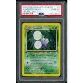Pokemon Neo Genesis 1st Edition Jumpluff 7/111 PSA 10 GEM MINT