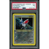 Pokemon Neo Genesis 1st Edition Skarmory 13/111 PSA 7