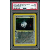 Pokemon Neo Discovery 1st Edition Magnemite 7/75 PSA 10 GEM MINT