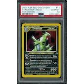 Pokemon Neo Discovery 1st Edition Tyranitar 12/75 PSA 10 GEM MINT