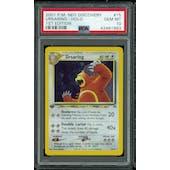 Pokemon Neo Discovery 1st Edition Ursaring 15/75 PSA 10 GEM MINT