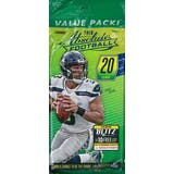 2018 Panini Absolute Football Jumbo Pack