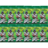 2018 Panini Absolute Football Jumbo Pack (Lot of 12)
